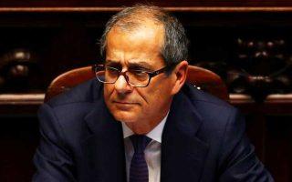 «Αν είμαι εγώ το πρόβλημα, να μου το πείτε και ας υποστούμε τις συνέπειες», φέρεται να είπε ο κ. Τρία σε τηλεφωνική του συνομιλία με τον Ιταλό πρωθυπουργό, Τζουζέπε Κόντε.