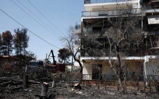Μετά την καταστροφική πυρκαγιά της 23ης Ιουλίου, ο πρωθυπουργός Αλέξης Τσίπρας είχε δεσμευθεί ότι όλοι οι ιδιοκτήτες κατοικιών των πυρόπληκτων περιοχών θα απαλλαγούν από τον ΕΝΦΙΑ.