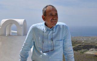 Ο Γιώργος Χατζηγιαννάκης κατάφερε να ξεχωρίσει και να εμπνεύσει επειδή είχε το δικό του όραμα και ανεξάντλητη επιμονή. Αλλωστε, δεν υπάρχουν μαγικές συνταγές...