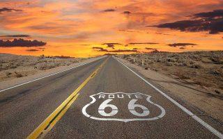 Η Route 66, η «μητέρα όλων των δρόμων», όπως πέρασε στην Ιστορία.