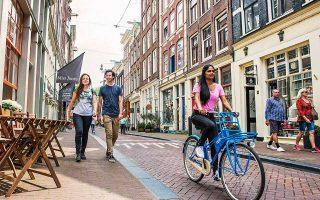 Το ολλανδικό υπουργείο Οικονομικών προτείνει να επιβάλλεται φόρος στα κέρδη των εταιρειών που μεταφέρονται σε υπεράκτιους φορολογικούς παραδείσους.
