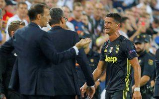 Η UEFA θα μελετήσει ξανά την αποβολή του Πορτογάλου σταρ της Γιουβέντους στο ματς με τη Βαλένθια.