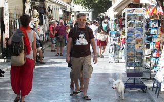 Η μεγάλη εισροή τουριστών φέτος δεν είχε αρνητικό αντίκτυπο στην εμπειρία τους στην πόλη.