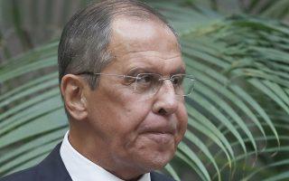 Το Σεράγεβο επισκέφθηκε ο Ρώσος υπουργός Εξωτερικών Σεργκέι Λαβρόφ.