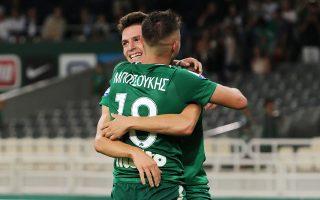 Τέταρτη νίκη για τους πιτσιρικάδες του Δώνη στη Σούπερ Λίγκα με το 3-0 επί του Λεβαδειακού.