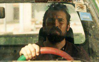 Ο Κίμων Κουρής, πρωταγωνιστής στον «Αβανο» του Παναγιώτη Χαραμή, τον μεγάλο νικητή του φετινού Φεστιβάλ Ταινιών Μικρού Μήκους της Δράμας.