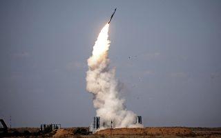 Ρωσικοί πύραυλοι S-300. H συμφωνία Ρωσίας - Τουρκίας για το Ιντλίμπ είναι εύθραυστη.