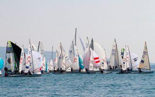 Ο «Sailing Marathon» ανοίγει αύριο τα πανιά του στο Μικρολίμανο.