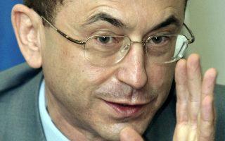 Ο Σάιμον Κιουκς, την εποχή που αντικατέστησε τον Χοντορκόφσκι ως CEO της πετρελαϊκής Yukos.