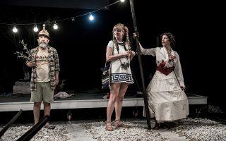Η παράσταση της Αλεξάνδρας Κ* «Επαναστατικές μέθοδοι για τον καθαρισμό της πισίνας σας» ανεβαίνει στο showcase των «Δημητρίων».