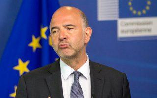 «Δεν συμφέρει κανέναν να ξεσπάσει κρίση μεταξύ της Ευρωπαϊκής Επιτροπής και της Ιταλίας, διότι η Ιταλία είναι μια πολύ σημαντική χώρα για το παρόν και το μέλλον της Ευρωζώνης», δήλωσε ο επίτροπος Μοσκοβισί.