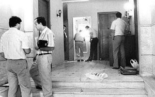 Η ακροαριστερή τρομοκρατική οργάνωση «17 Νοέμβρη» δολοφονεί τον βουλευτή της Νέας Δημοκρατίας, Παύλο Μπακογιάννη,στην είσοδο της πολυκατοικίας που στεγαζόταν το γραφείο του, στην οδό Ομήρου στο κέντρο της Αθήνας, το πρωί της 26ης Σεπτεμβρίου του 1989.