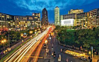 Η διασύνδεση όλων των εμπλεκομένων στην κυκλοφορία μιας πόλης αποτελεί το απόλυτο εργαλείο μιας έξυπνης πόλης. Σε αυτό στοχεύει το Βερολίνο.