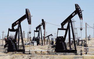 Το πετρέλαιο τύπου Brent ενισχυόταν χθες βράδυ κατά 0,97% και η τιμή του είχε υπερβεί τα 82 δολάρια το βαρέλι.