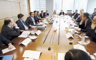 Ο κρισιμότερος παράγοντας για την προσέλκυση των επενδύσεων είναι το στοιχείο της σταθερότητας, διεμήνυσαν στον πρωθυπουργό Αλέξη Τσίπρα χθες οι επενδυτικοί οίκοι, με τους οποίους συναντήθηκε στη Νέα Υόρκη.