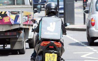 Ενα ακόμη βήμα στην αγορά διανομής φαγητού κατ' οίκον και στους χώρους εργασίας στην Ευρώπη σχεδιάζει να κάνει η Uber και η νεοφυής Deliverοo τής προσφέρει την κατάλληλη ευκαιρία.