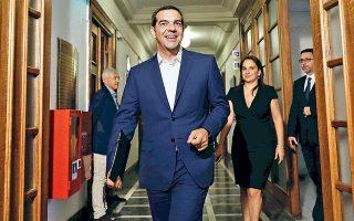 «Η κυβέρνηση πλέον κινείται χωρίς περιορισμούς και δεσμεύσεις», το κεντρικό μήνυμα της επικείμενης παρουσίας του πρωθυπουργού Αλέξη Τσίπρα στη Διεθνή Εκθεση Θεσσαλονίκης.