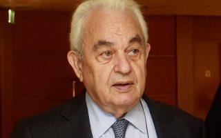 Ο νέος πρόεδρος του ομίλου Eurobank Γιώργος Δαυίδ παρακολουθεί τη γενική συνέλευση της τράπεζας Eurobank που έγινε σε κεντρικό ξενοδοχείο της Αθήνας, Πέμπτη 27 Ιουνίου 2013. ΑΠΕ-ΜΠΕ/ΑΠΕ-ΜΠΕ/ΑΛΕΞΑΝΔΡΟΣ ΒΛΑΧΟΣ