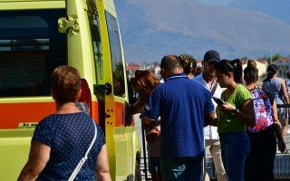 Σε άμεση ετοιμότητα τέθηκε το ΕΚΑΒ και το Λιμεναρχείο Ναυπλίου για την αντιμετώπιση τραυματισμού μιας γυναίκας επιβάτη του κρουαζιερόπλοιου HORIZON που κατέπλευσε την Κυριακής 26 Αυγούστου 2018  αρόδο ανοιχτά του Ναυπλίου. Η άτυχη γυναίκα Ισπανικής καταγωγής τραυματίστηκε στο πόδι μέσα στο πλοίο πιθανόν από πτώση με αποτέλεσμα να χρειαστεί η μετακομιδή της σε νοσοκομειακή μονάδα για τις απαραίτητες εξετάσεις και ιατρικές φροντίδες. Στο λιμάνι του Ναυπλίου την παρέλαβε ασθενοφόρο του ΕΚΑΒ που την μετέφερε στο νοσοκομείο Άργους.  Το κρουαζιερόπλοιο μεταφέρει  κυρίως Ισπανικής καταγωγής επιβάτες και θα παραμείνει στο Ναύπλιο  ως αργά το απόγευμα . ΑΠΕ-ΜΠΕ /ΑΠΕ-ΜΠΕ/ΜΠΟΥΓΙΩΤΗΣ ΕΥΑΓΓΕΛΟΣ