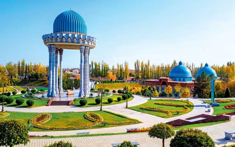 Πάρκα και εντυπωσιακά μνημεία δίνουν το στίγμα της Τασκένδης. Το Mουσείο Θυμάτων Πολιτικής Καταπίεσης άνοιξε το 2002. (Φωτογραφία: Shutterstock)