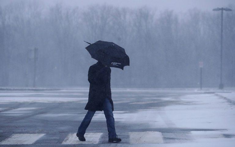 Το χιόνι εξαφανίζεται σταδιακά ακόμη και στην Ελβετία