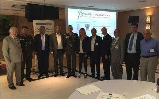 Επιστήμονες, ερευνητές και προσκεκλημένοι από την Ελλάδα, το Ισραήλ και τις ΗΠΑ συμμετείχαν στο τριήμερο συνέδριο με θέμα «Σπάρτη και Ισραήλ: Ανανεώνοντας μια αρχαία φιλία», το οποίο πραγματοποιήθηκε στη Σπάρτη από τις 2-4 Σεπτεμβρίου.
