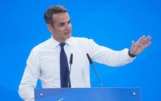 Ο κ. Μητσοτάκης προειδοποίησε τον πρωθυπουργό ότι οι κυβερνητικές δεσμεύσεις λήγουν την ημέρα των εκλογών.