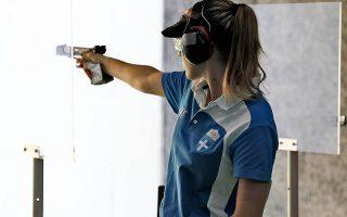 Η ελληνική ομάδα, με μεγάλο... όπλο της την Αννα Κορακάκη, ρίχνεται στη μάχη του παγκοσμίου πρωταθλήματος της Ν. Κορέας.