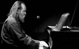 Ο συνθέτης και πιανίστας Lubomyr Melnyk στον «Παρνασσό».