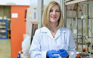 «Πλέον υπάρχει μια ισορροπία ανάμεσα σε ανδρική και γυναικεία παρουσία στις θετικές επιστήμες και στην έρευνα», λέει η πανεπιστημιακός και διακεκριμένη ερευνήτρια Ελένη Ευθυμιάδου.