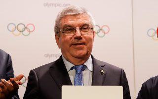 O πρόεδρος της ΔΟΕ Τόμας Μπαχ ανακοίνωσε χθες την ανάθεση των Ολυμπιακών Αγώνων Νέων του 2022 στο Ντακάρ.