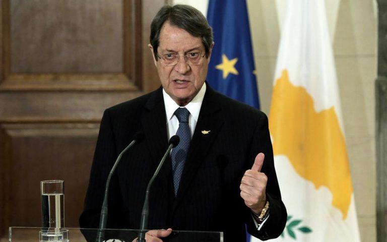 Κυπριακό: τουρκική πρόταση για «χαλαρή ομοσπονδία»