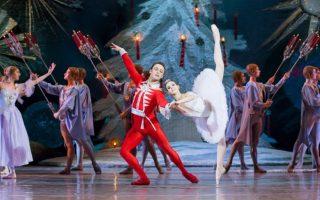 Ο Γιούρι Γκριγκορόβιτς με το μπαλέτο του έρχεται στο Ηρώδειο.