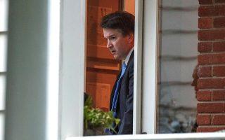 Ο Μπρετ Κάβανο ετοιμάζεται να μεταβεί στο Ανώτατο Δικαστήριο.