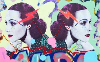 Οι Αμερικανοί και Ελληνες street artists στην γκαλερί Alibi.