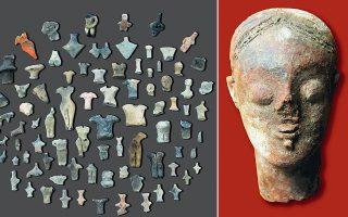 Τα ευρήματα, όπως λένε οι αρχαιολόγοι, ανοίγουν τη συζήτηση για τον ρόλο που διαδραμάτιζε η ειδωλοπλαστική στις ιδεολογικές αντιλήψεις των νεολιθικών κοινωνιών στον βορειοελλαδικό χώρο.