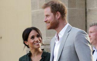 Ο πρίγκιπας Χάρι και η σύζυγός του σε παλαιότερη φωτογραφία.