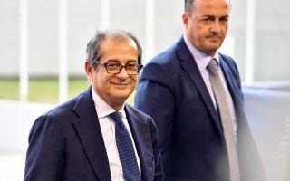 Το μέτρο εντάσσεται, σύμφωνα με τον Ιταλό υπουργό Οικονομικών Τζοβάνι Τρία, στις προσπάθειες της κυβέρνησης να καλύψει την αύξηση των κοινωνικών δαπανών.