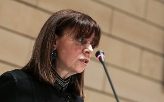 Η Αικατερίνη Σακελλαροπούλου είναι η πρώτη γυναίκα που τοποθετείται στην προεδρία του Συμβουλίου της Επικρατείας.