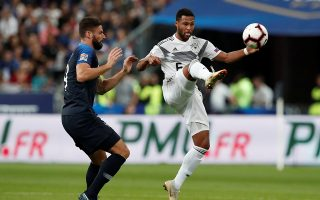 Η Γαλλία επικράτησε με 2-1 της Γερμανίας για το Nations League.