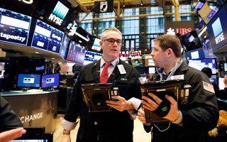 Το 18% των οικονομολόγων που συμμετείχαν σε πρόσφατη έρευνα της Εθνικής Ενωσης Οικονομολόγων Επιχειρήσεων (ΝΑΒΕ) εκτιμά πως το 2020 θα υπάρξει σημαντική πτώση στη Wall Street.