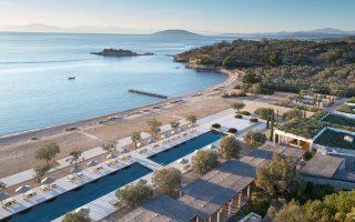 Κρήτη, Φθιώτιδα, Ερμιονίδα και Κέρκυρα αποτελούν τις περιοχές όπου θα αναπτυχθούν τα νέα σύνθετα τουριστικά καταλύματα, με κοινή συνισταμένη τους την πολύ χαμηλή περιβαλλοντική όχληση.