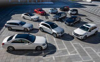 Η Mercedes-Benz δεν θεωρεί καθόλου απίθανο τα νέα «πράσινα» μοντέλα της να αποτελούν το 1/4 των πωλήσεών της μέχρι το 2025.