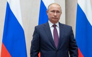 Ως σύμμαχος της κυβέρνησης Ασαντ, ο Ρώσος πρόεδρος Βλαντιμίρ Πούτιν έχει ιδιαίτερο ρόλο.