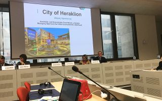 Ο Δήμος Ηρακλείου ήταν 2ος ανάμεσα σε 312 προτάσεις που υποβλήθηκαν στην Ευρωπαϊκή Επιτροπή.