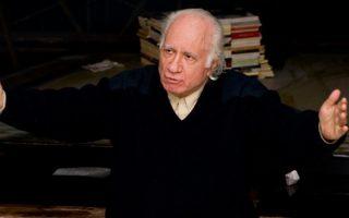 Ο Γιώργος Μιχαηλίδης πέθανε την Κυριακή το βράδυ, σε ηλικία 80 ετών.