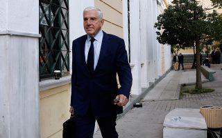 Σήμερα αναμένεται εκτός απροόπτου η απόφαση για την τύχη του πρώην υπουργού Γιάννου Παπαντωνίου.