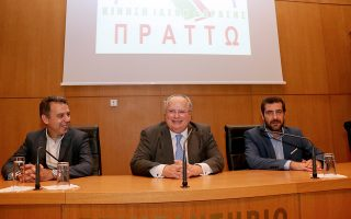 «Καραγκιοζιλίκια» χαρακτήρισε ο κ. Νίκος Κοτζιάς τη συζήτηση που έχει ανοίξει για τα μυστικά κονδύλια.