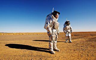 Ο άνθρωπος θα χρειαστεί πολλά χρόνια για να εποικήσει τον Αρη, αλλά δεν αποκλείεται κάτω από την επιφάνειά του να ζουν πολυκύτταρες μορφές ζωής.