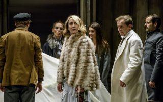 Ο «Βυσσινόκηπος» του Τσέχοφ παρουσιάζεται στο θέατρο Δημήτρης Χορν.